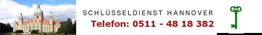 49,90€ Schlüsseldienst Hannover Wülfel > 0511-48 18 382 FESTPREIS